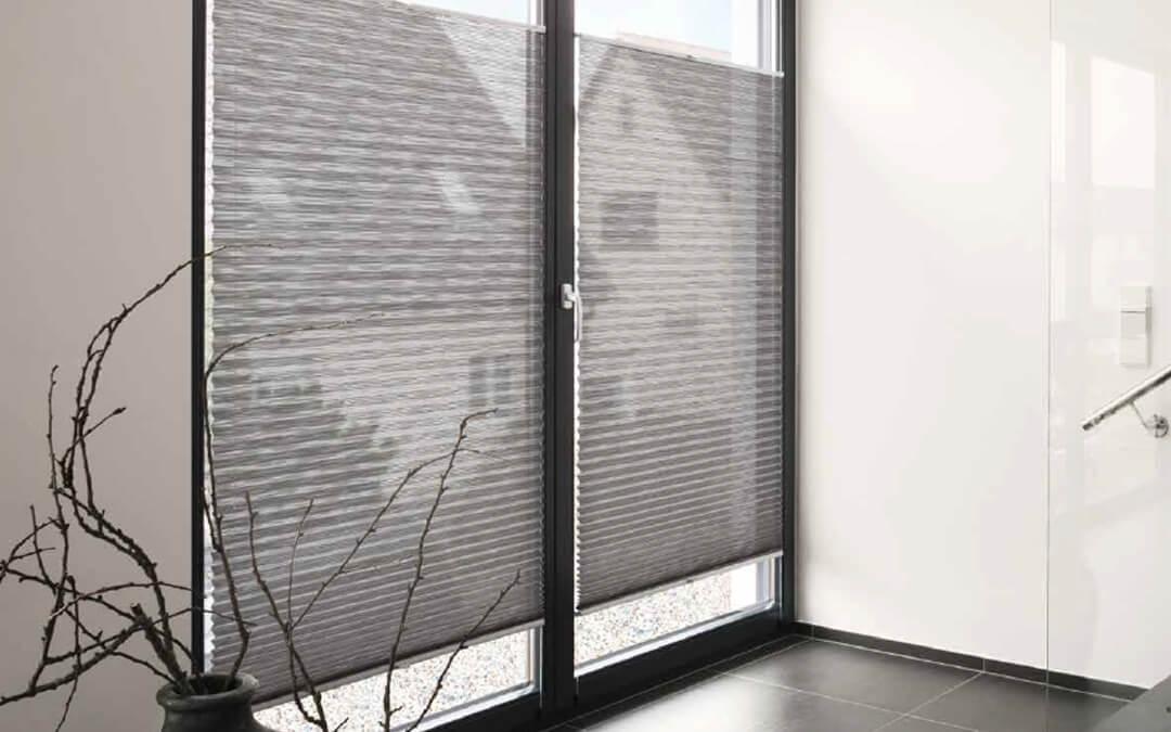 Plissee-Vorhang Lucia